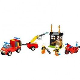LEGO Juniors 10740 Kufřík hasičské hlídky