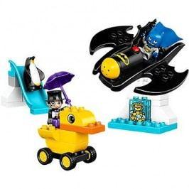 LEGO DUPLO Super Heroes 10823 Dobrodružství s Batwingem