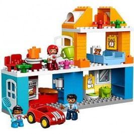LEGO DUPLO Town 10835 Rodinný dům