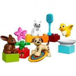 LEGO DUPLO Town 10838 Domácí mazlíčci