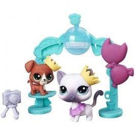 Littlest Pet Shop Školní ples se 2 zvířátky