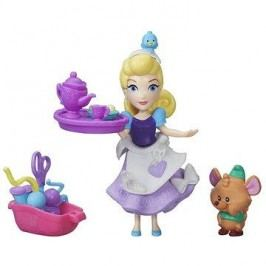 Disney Princess Mini princezna s kamarádem Popelka