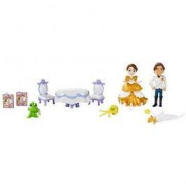 Disney Princess Mini princezna tématický set bílá