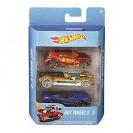 Hot Wheels Angličáky 3ks