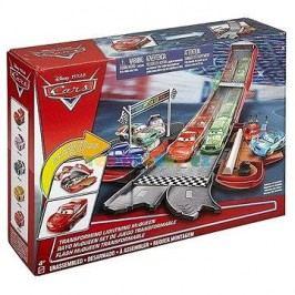 Mattel Cars Transformující se Blesk Mcqueen
