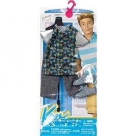 Mattel Barbie Kenův obleček – bílo-zelený
