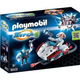 Playmobil 9003 Skyjet s Dr. X a Robotem