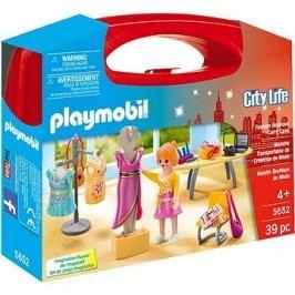 Playmobil 5652 Přenosný box - Prodavačka v butiku