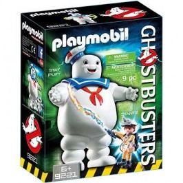 Playmobil 9221 Ghostbusters Stay Puft reklamní panák