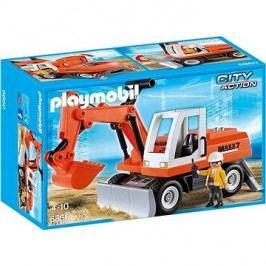 Playmobil 6860 Bager s radlicí