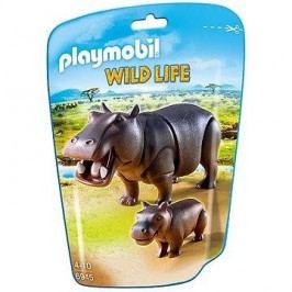 Playmobil 6945 Hroch s mládětem