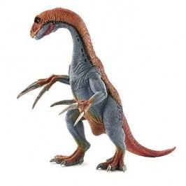Schleich Prehistorické zvířátko – Therizinosaurus s pohyblivou čelistí a pažemi