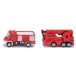 Siku Blister – 2 požární auta