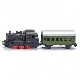 Siku Blister – Parní lokomotiva s osobním vagónem