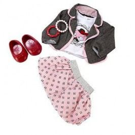 Our Generation Sada oblečení se sakem a sukní – Chytrá jako liška