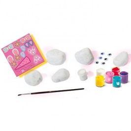 SES Malování kamínků pro dívky