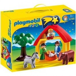 Playmobil 6786 Jesličky (1.2.3)