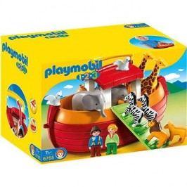 Playmobil 6765 Přenosná Noemova Archa (1.2.3)