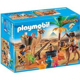 Playmobil 5387 Vykradači hrobů
