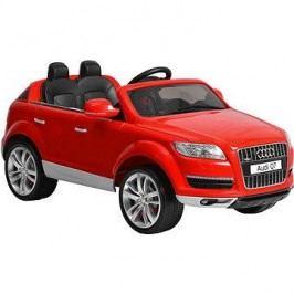 Dětské autíčko Audi Q7 – červené