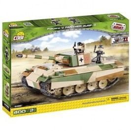 Cobi II WW PzKpfw V Panther Ausf. G