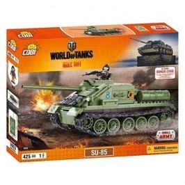 Cobi World of Tanks SU-85