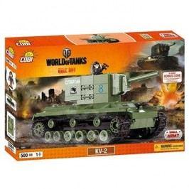 Cobi World of Tanks KV-2