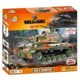 Cobi World of Tanks M24 Chaffee