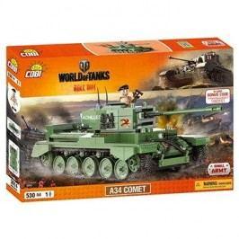Cobi World of Tanks A34 Comet