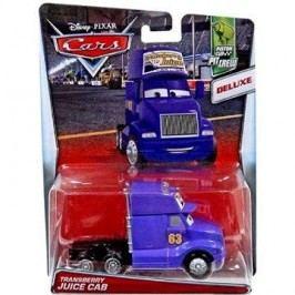 Mattel Cars 2 - Velké auto Transberry Juice Cab