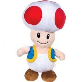 Super Mario - Mushroom plyšová hračka