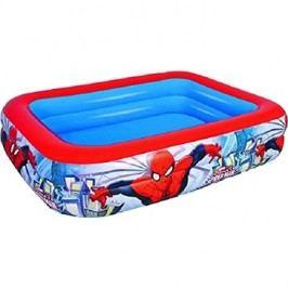 Nafukovací bazén obdélníkový Spiderman - 201x150x51 cm