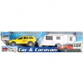 1:32 Auto s karavanem 4ass