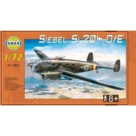 Směr Model Kit 0935 letadlo – Siebel Si 204 D/E