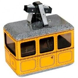 Kovap Lanovka žlutá na klíček