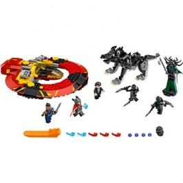 LEGO Super Heroes 76084 Závěrečná bitva o Asgard