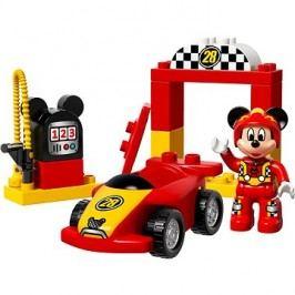 LEGO DUPLO Disney TM 10843 Mickeyho závodní auto