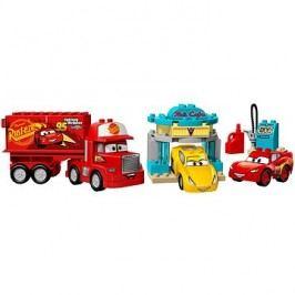 LEGO DUPLO Cars TM 10846 Kavárna Flo