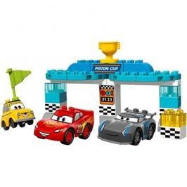 LEGO DUPLO Cars TM 10857 Závod o Zlatý píst