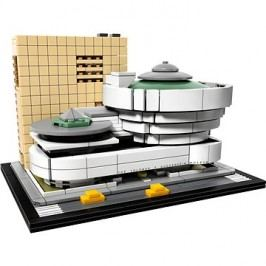 LEGO Architecture 21035 Guggenheimovo muzeum