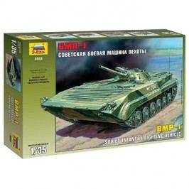 Zvezda Model Kit Z3553 tank – BMP-1