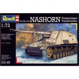 Revell Model Kit 03148 tank – Sd.Kfz.164 Nashorn