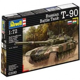 Revell Model Kit 03190 tank – Russian Battle Tank T-90