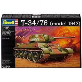 Revell Model Kit 03244 tank – T-34/76