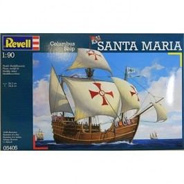 Revell Model Kit 05405 loď – Santa Maria