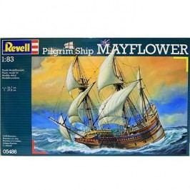 Revell Model Kit 05486 loď – Mayflower