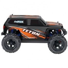 Traxxas Teton 1:18 4WD TQ oranžový