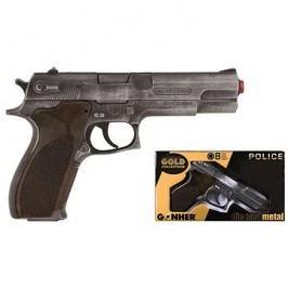 Policejní pistole Gold collection