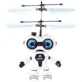 Teddies Vrtulník vesmírný letec černý