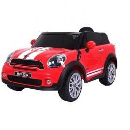 Mini Paceman JCW – červené